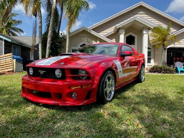 2008 Ford Mustang Roush