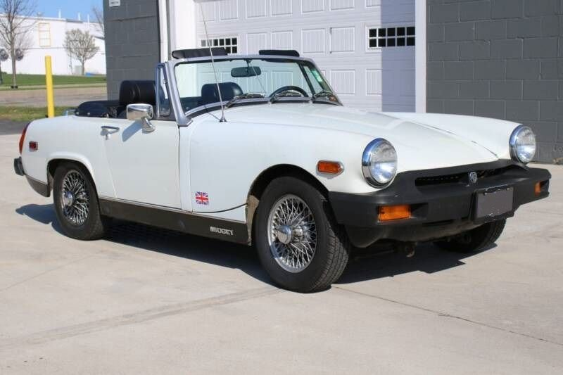 1976 mg midget convertible
