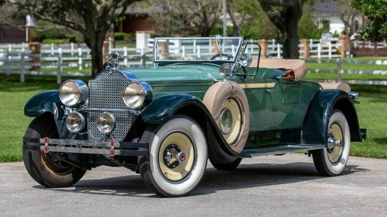 1928 Packard Super 8