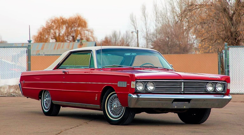 1966 mercury s 55 hardtop