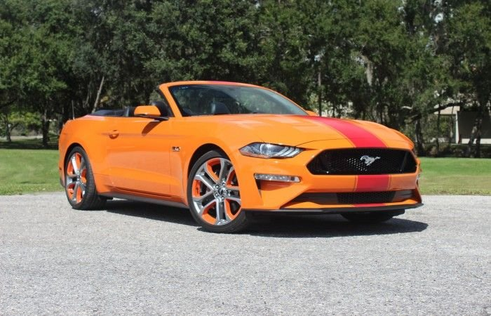 2020 ford mustang gt convertible