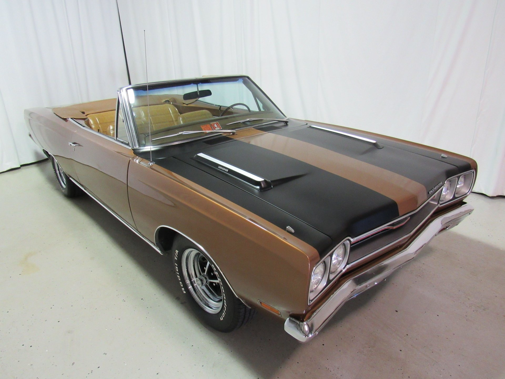 1969 plymouth road runner tribute convertible