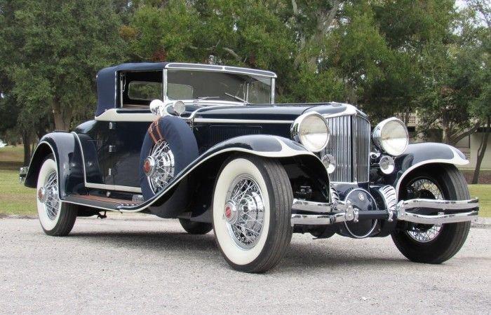 1929 cord l 29 cabriolet