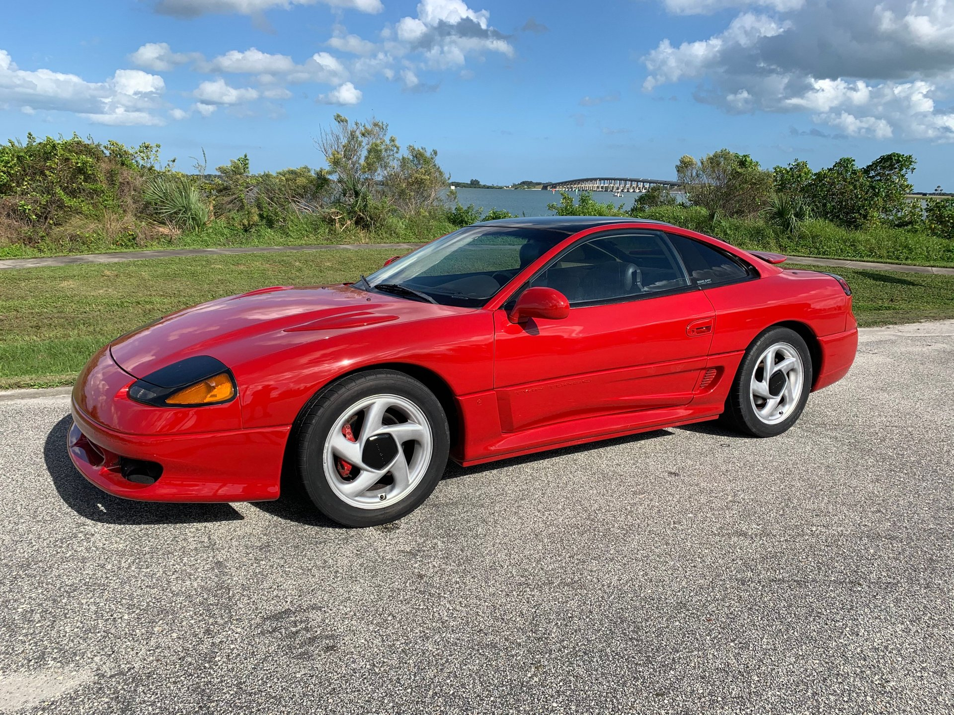 1991 dodge stealth r t coupe