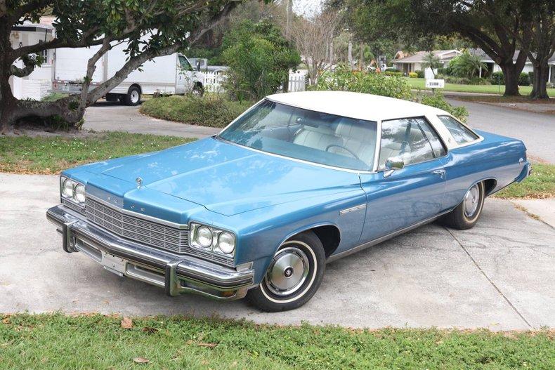 1975 Buick LeSabre 455