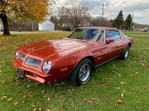 1976 Pontiac Firebird