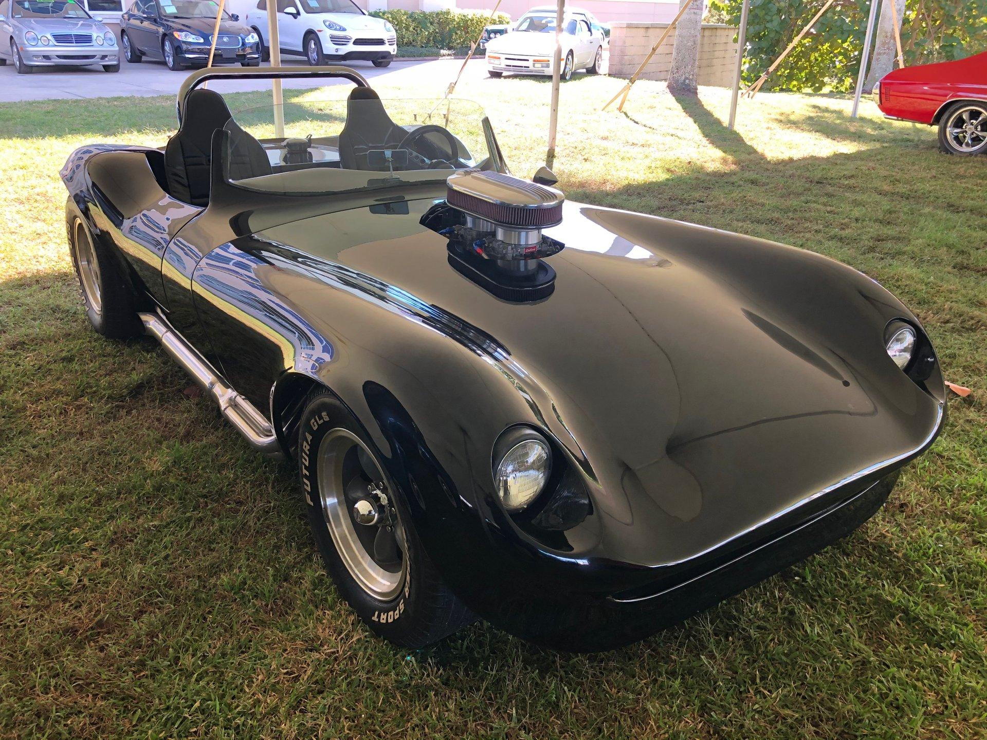 1964 cheetah custom roadster replica