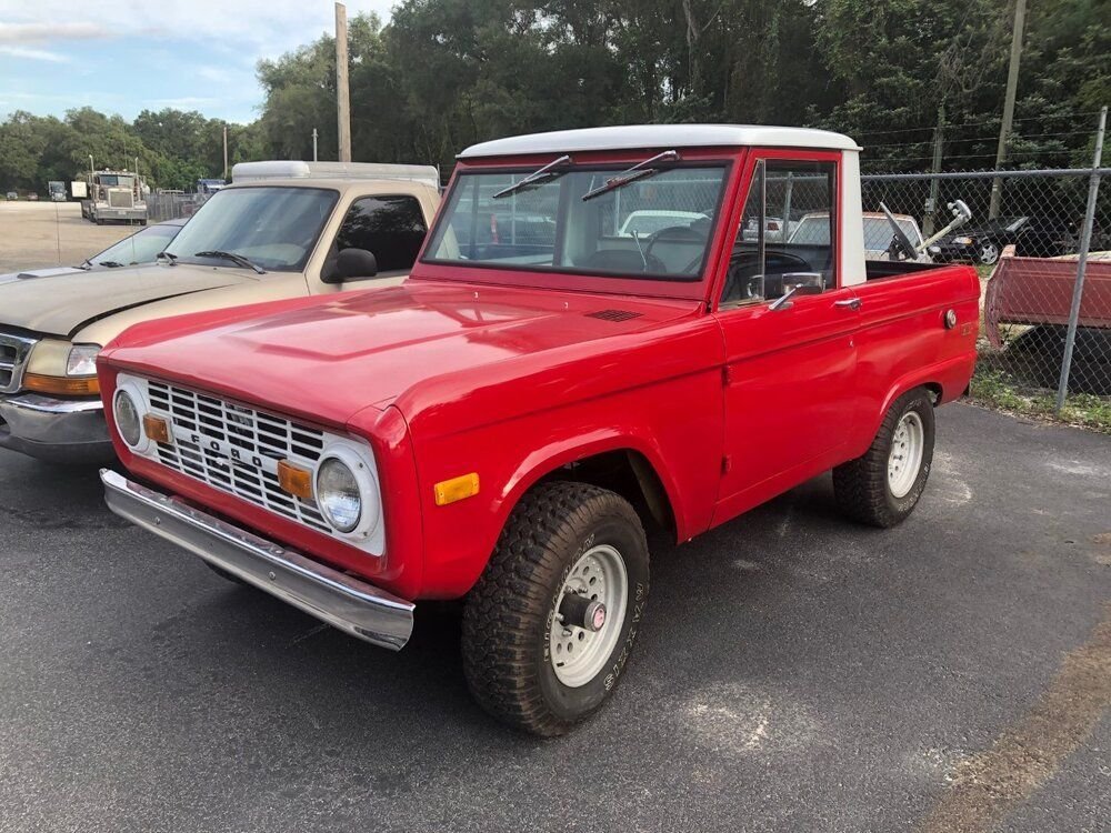 1970 ford bronco u15 pickup