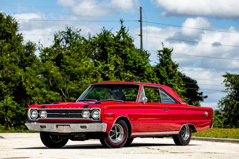 1967 Plymouth GTX Hemi