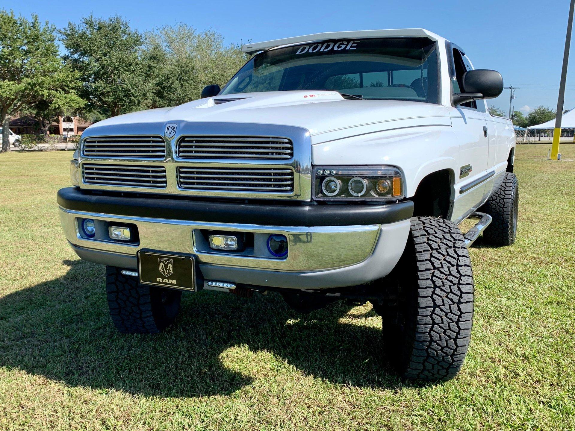 2001 dodge ram 2500 3 4 ton 4x4 pickup