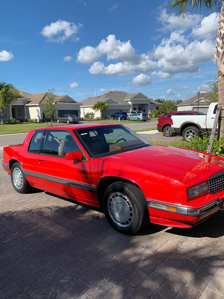1991 Cadillac Eldorado