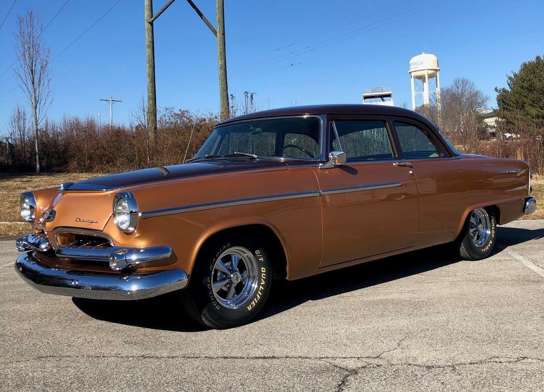 1955 dodge coronet coupe