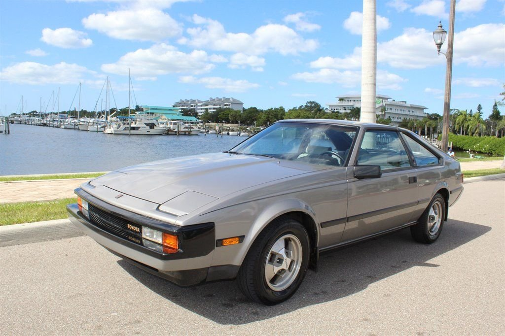 1982 toyota supra l type hatchback