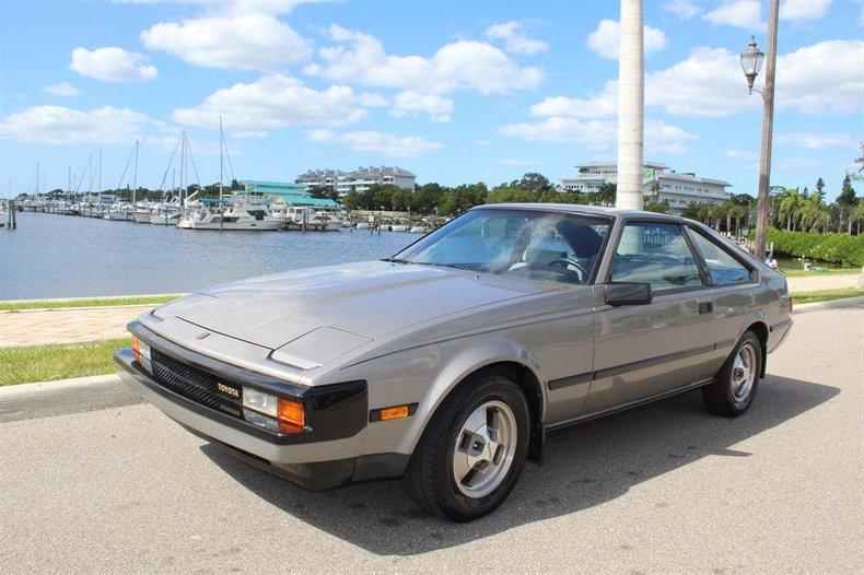 1982 Toyota Supra L Type