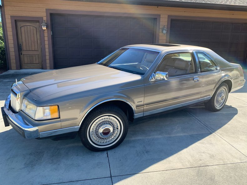 1986 Lincoln Mark VII