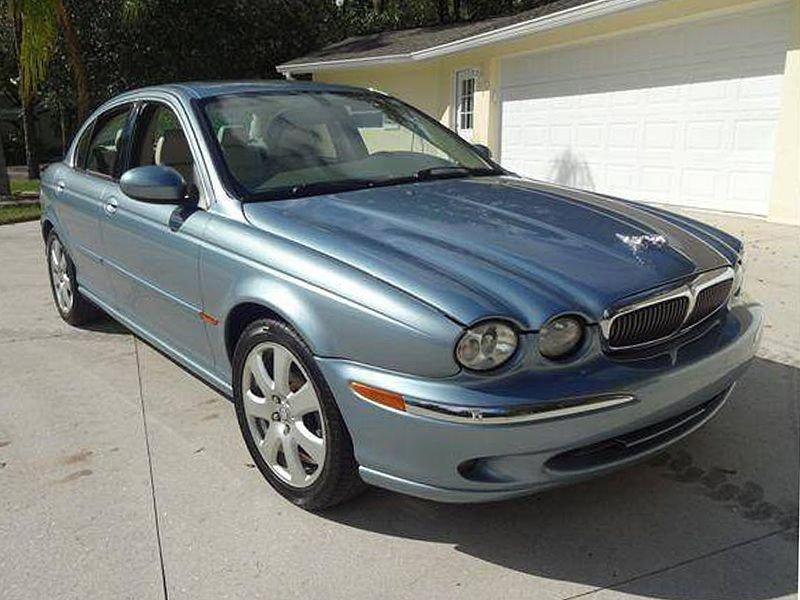 2005 jaguar x type sedan