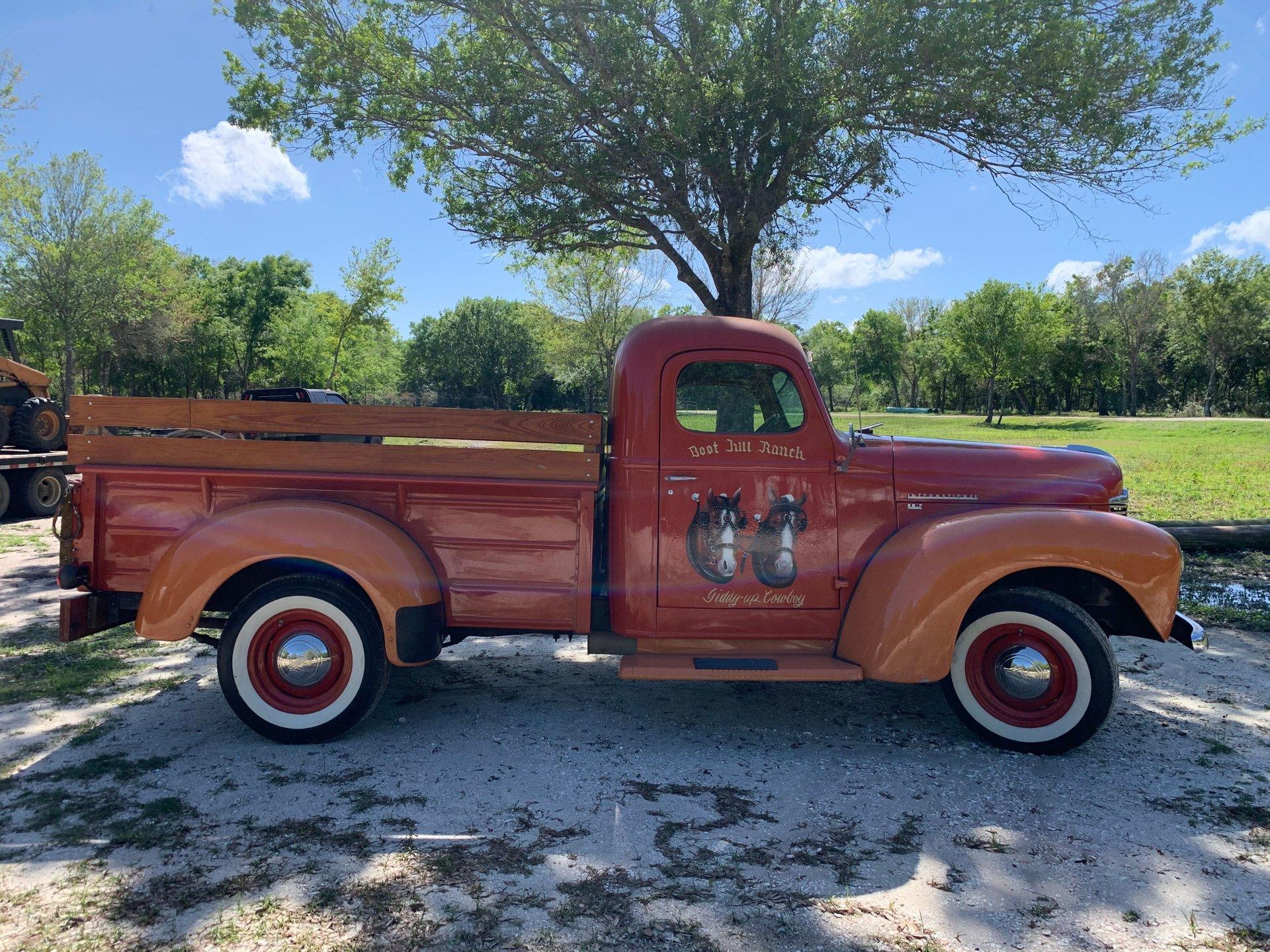 1949 international kb2 3 4 ton pickup