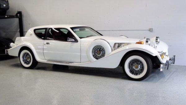 1988 Mercury Tiffany