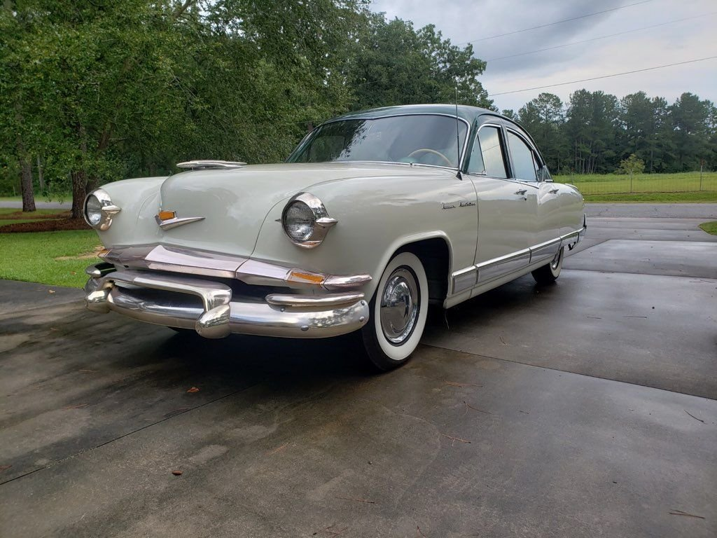 1953 kaiser manhattan sedan