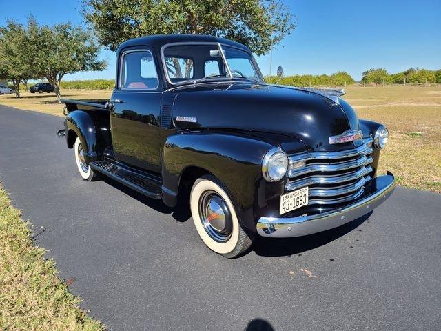 1947 Chevrolet 3100 5-Window