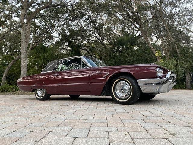 1965 ford thunderbird landau hardtop