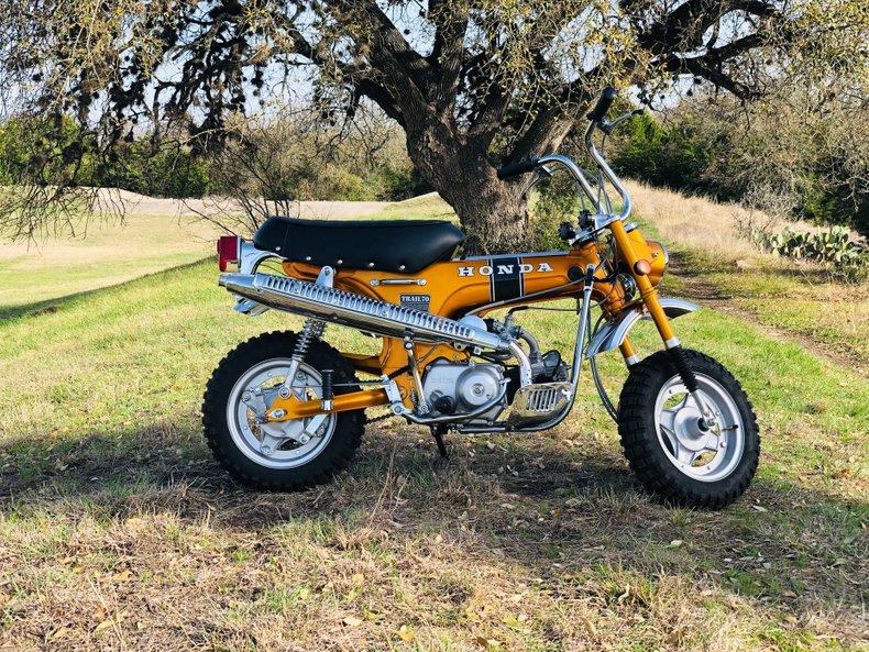 1970 Honda CT 70