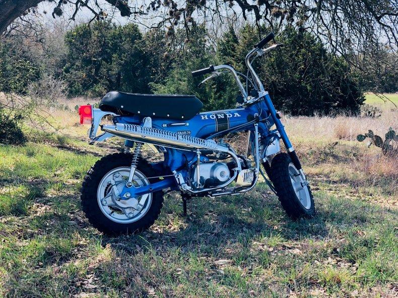 1970 Honda CT 70H