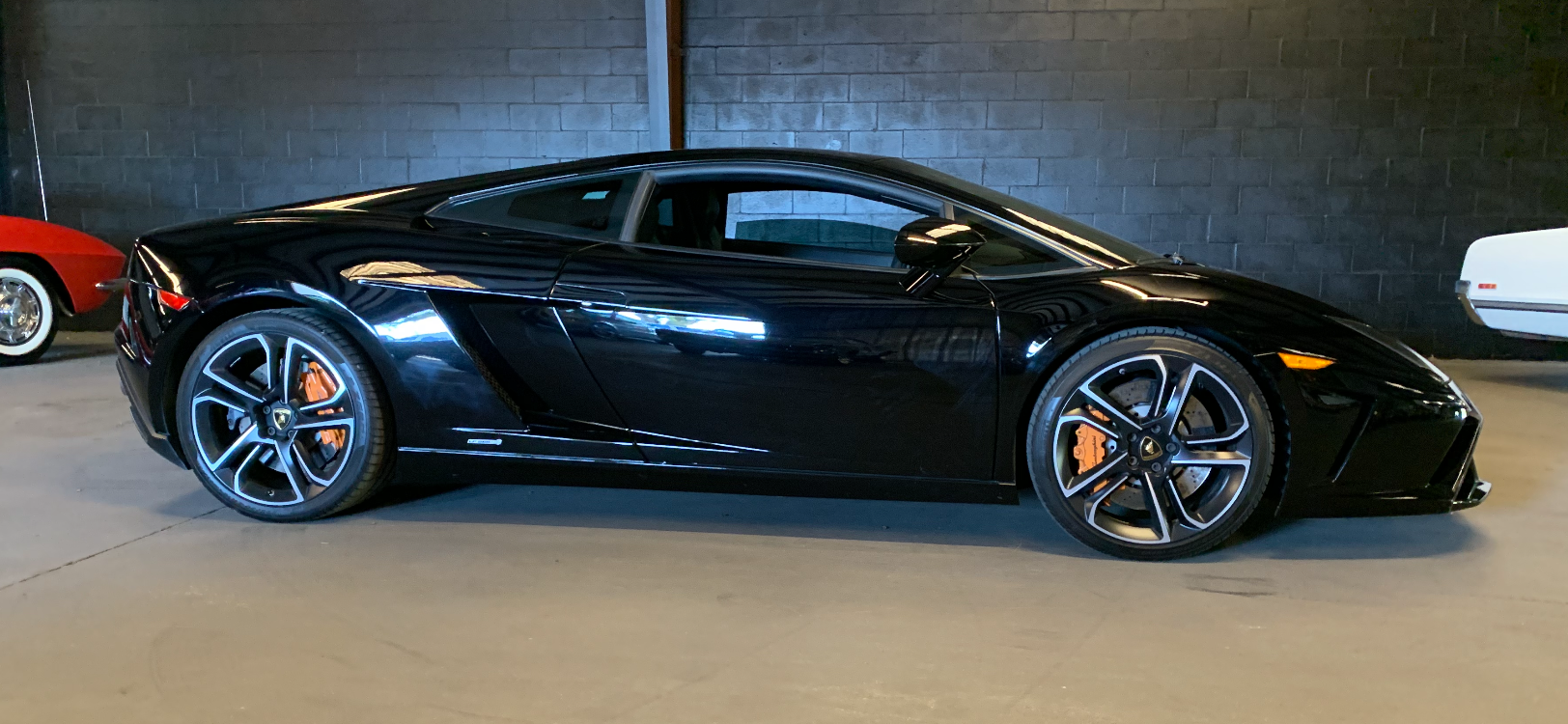2013 lamborghini gallardo lp560 4 coupe
