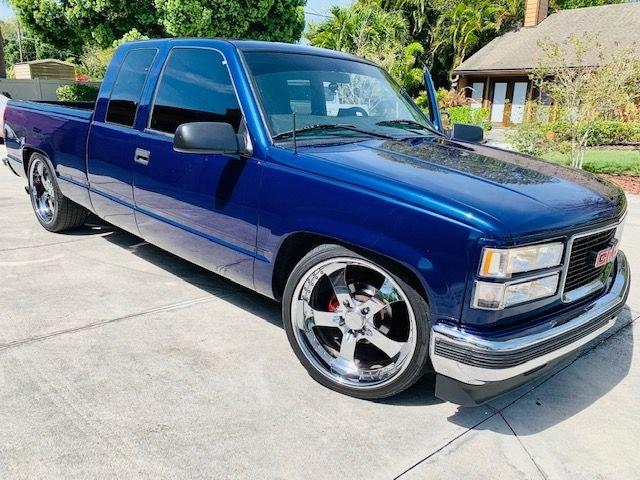 1997 gmc sierra classic pickup