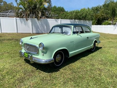 1959 rambler american sedan