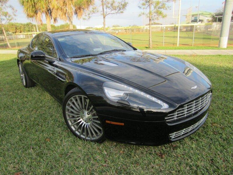2011 aston martin rapide luxury sedan