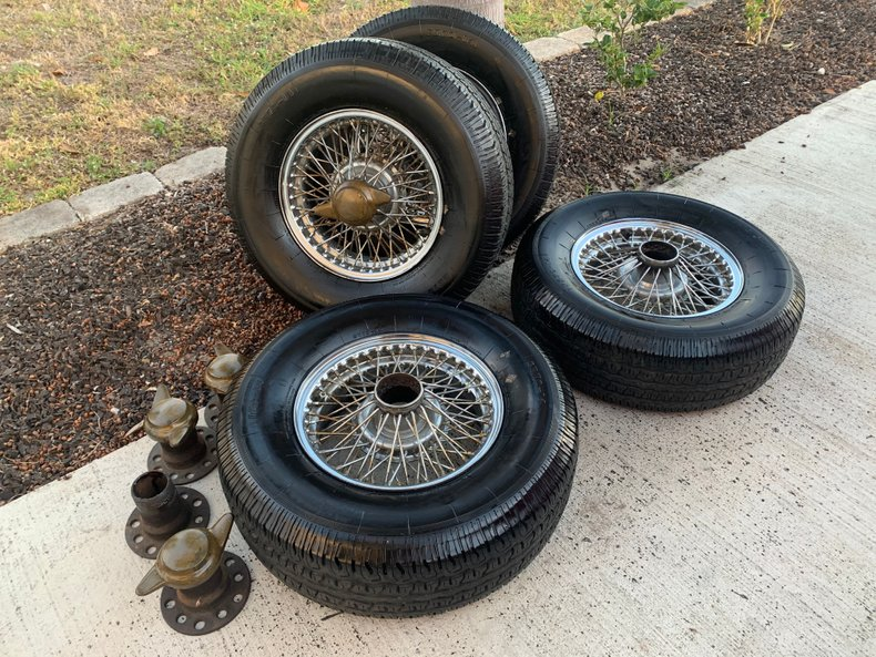 Knock Off Wire Wheels