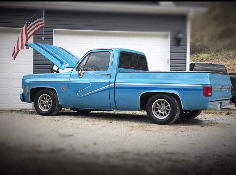 1975 Chevrolet C10 Custom