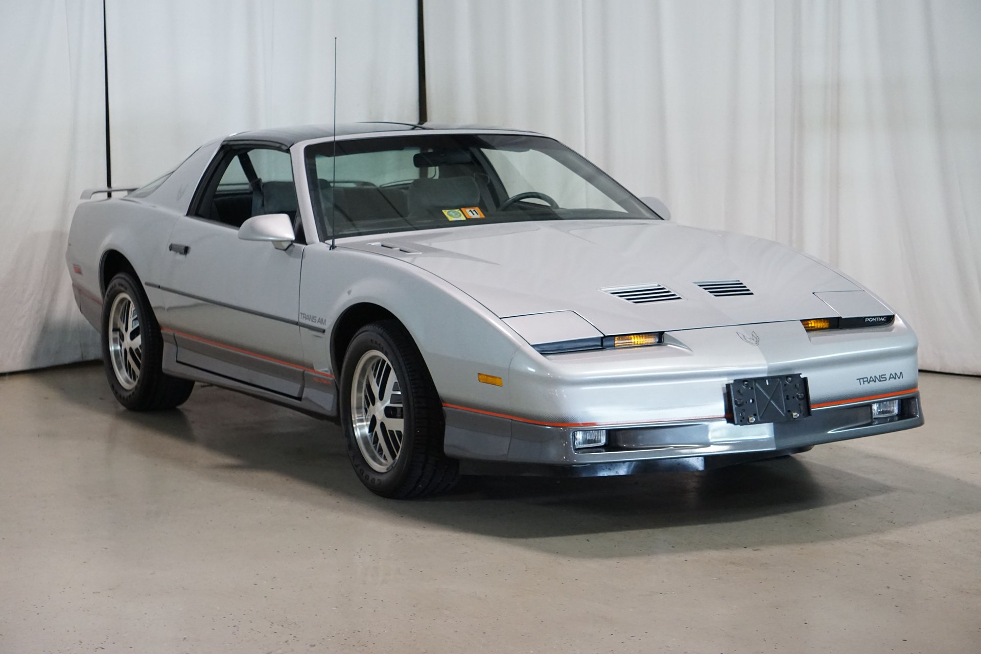 1985 pontiac trans am t top coupe