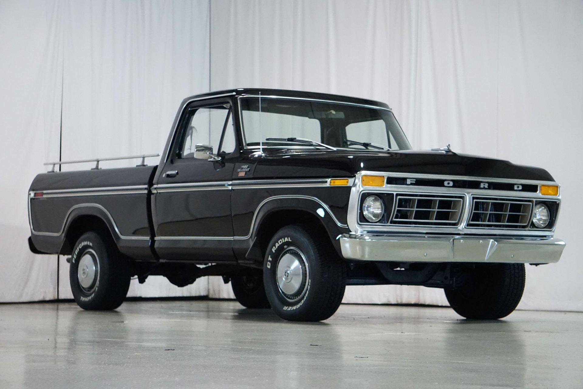 1977 ford f100 xlt pickup