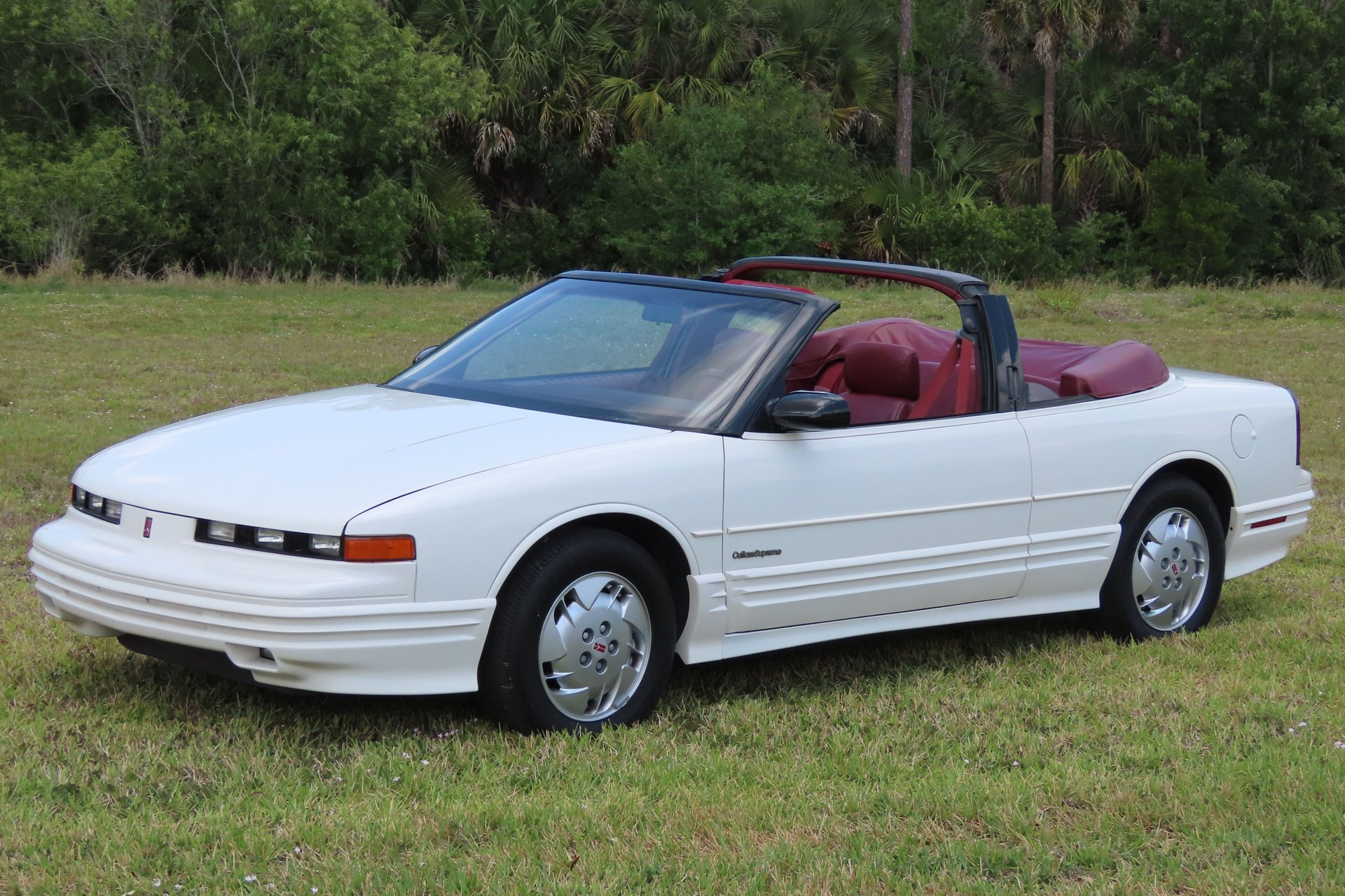 1992 oldsmobile cutlass supreme convertible