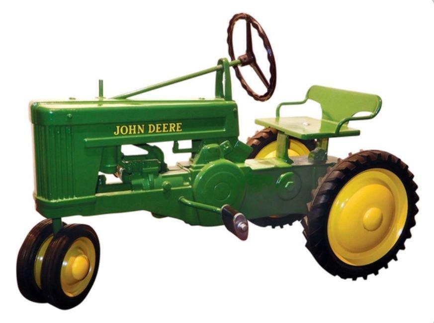Eska john deere model 60 child pedal tractor