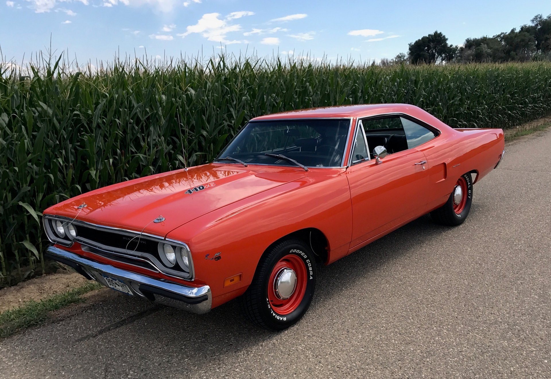 1970 plymouth road runner hardtop