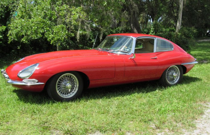 1967 jaguar e type series i coupe