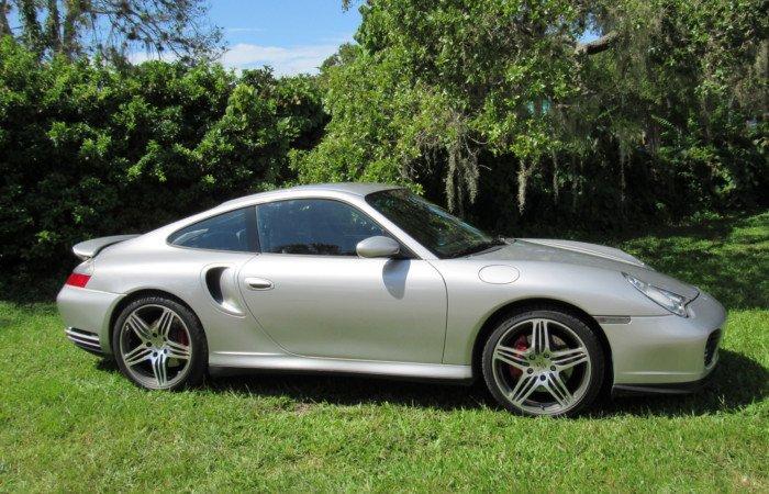 2003 Porsche 996