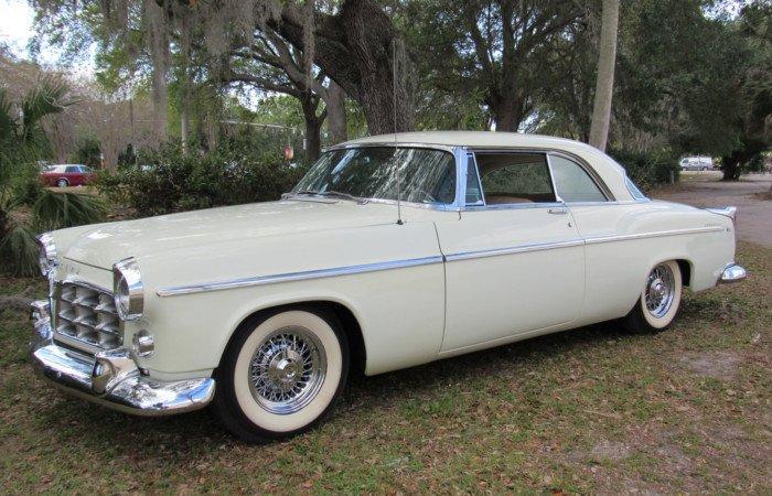 1955 chrysler 300c hardtop