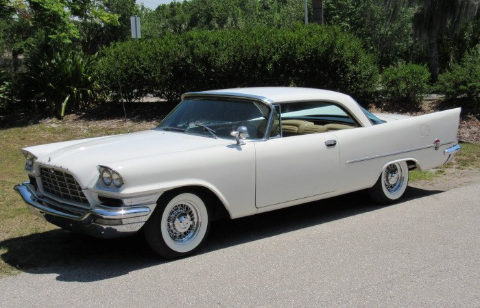 1957 chrysler 300c hardtop