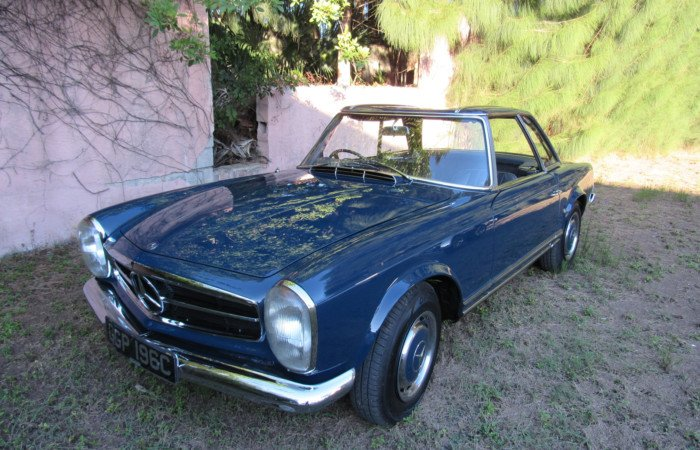 1965 mercedes benz 230sl roadster john lennon