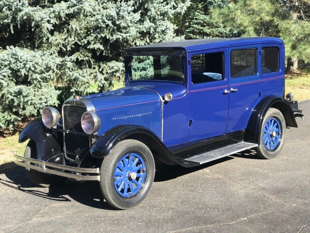 1929 dodge victory six sedan
