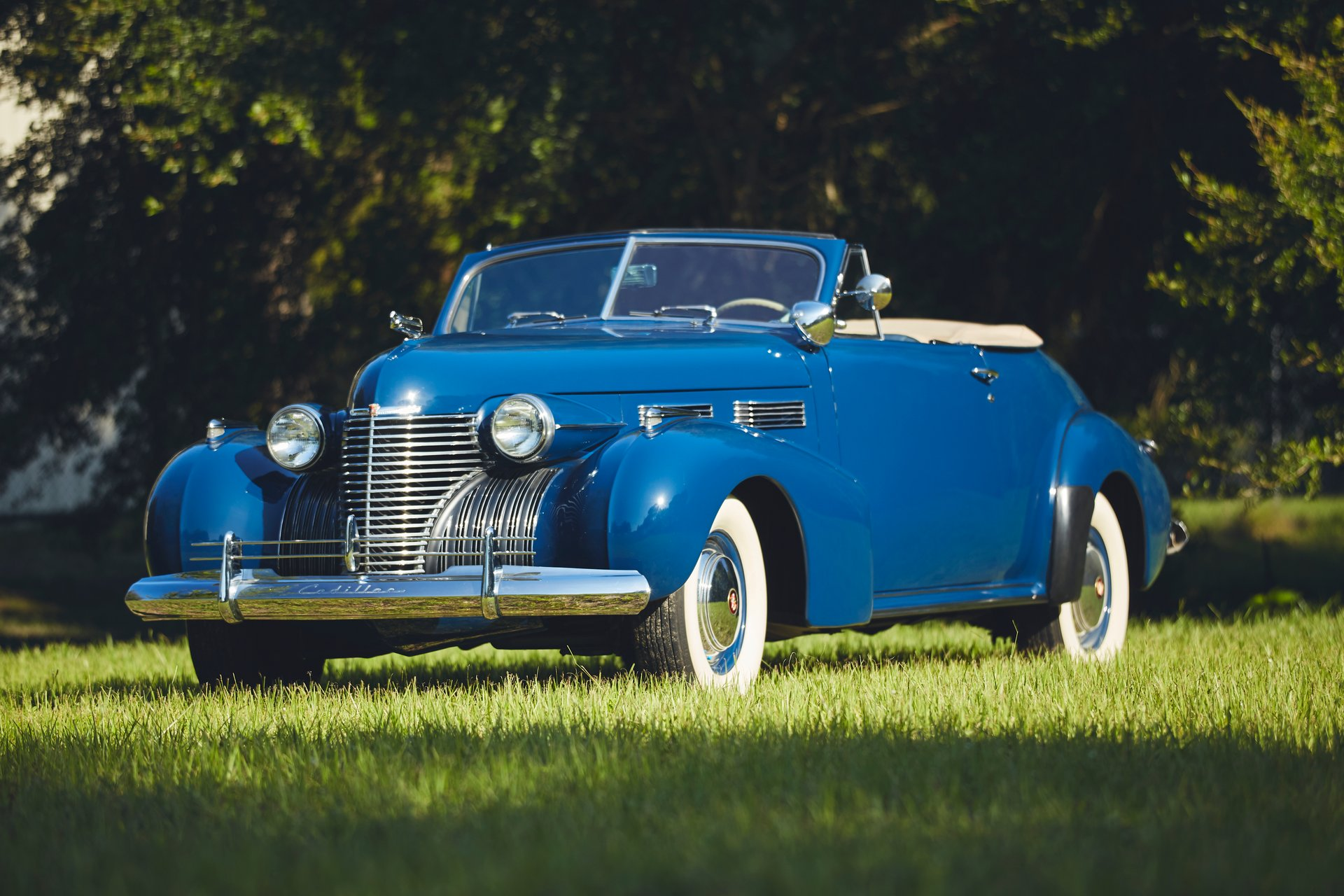 1940 cadillac series 62 convertible coupe