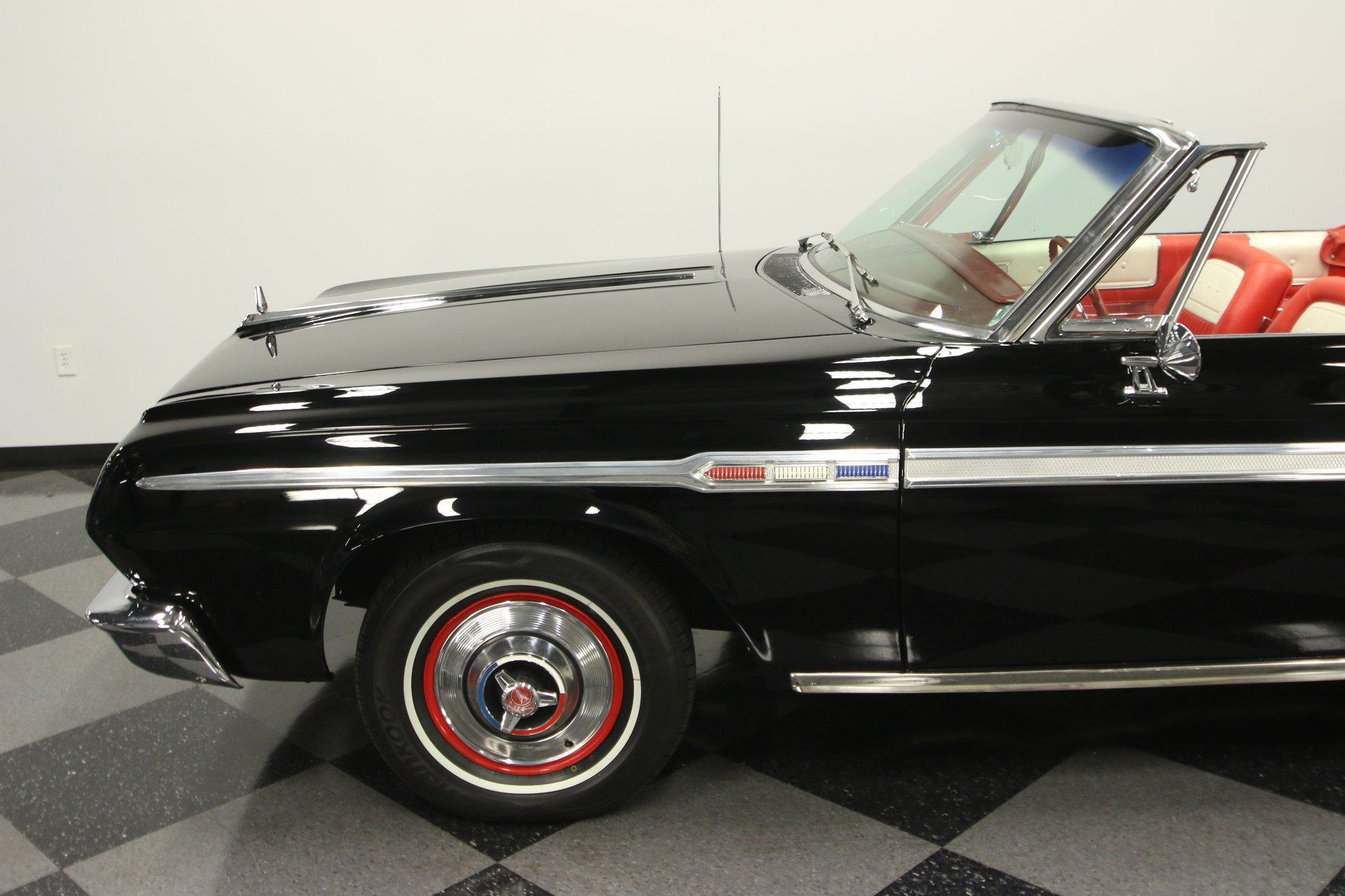 1964 Plymouth Fury Convertible
