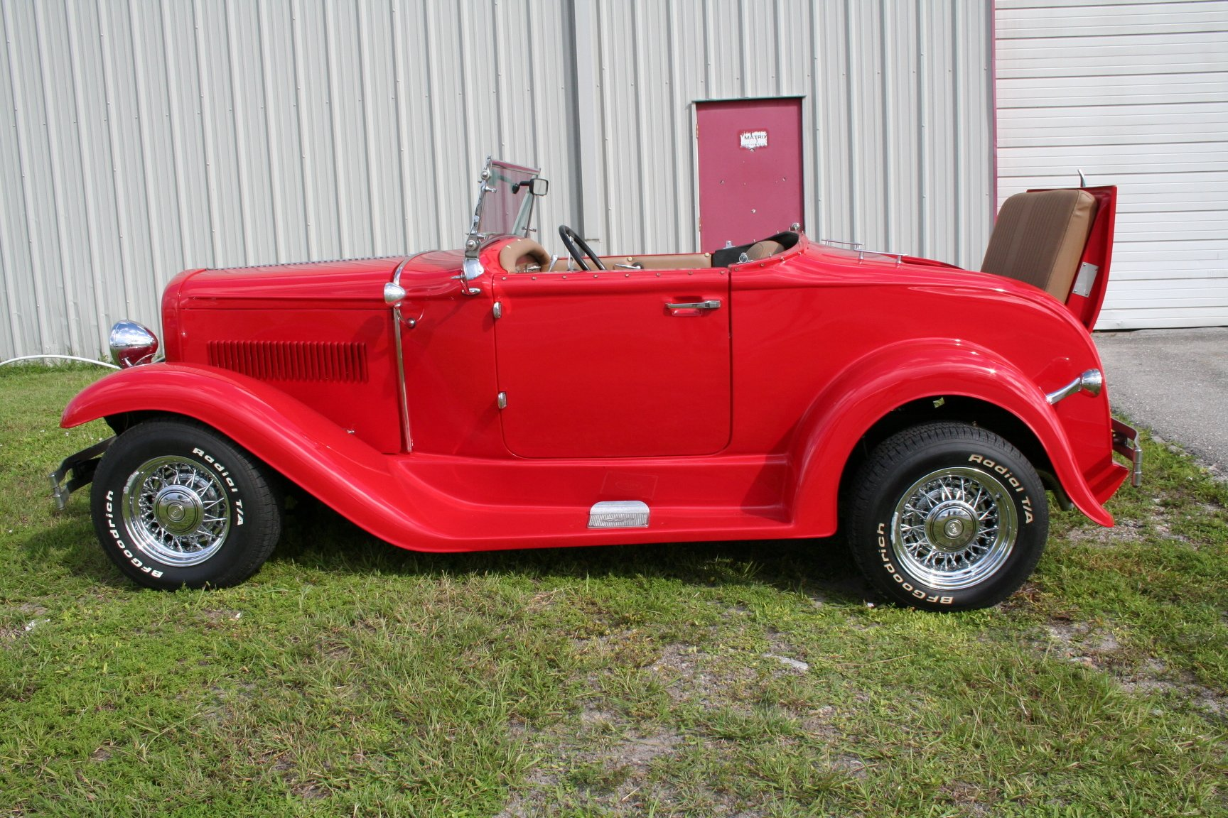 1931 ford street rod roadster