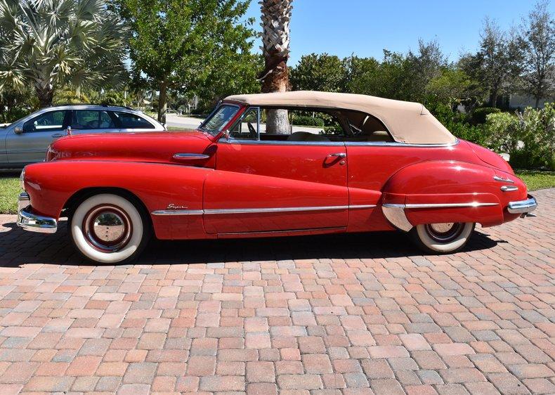 1948 Buick Super 8