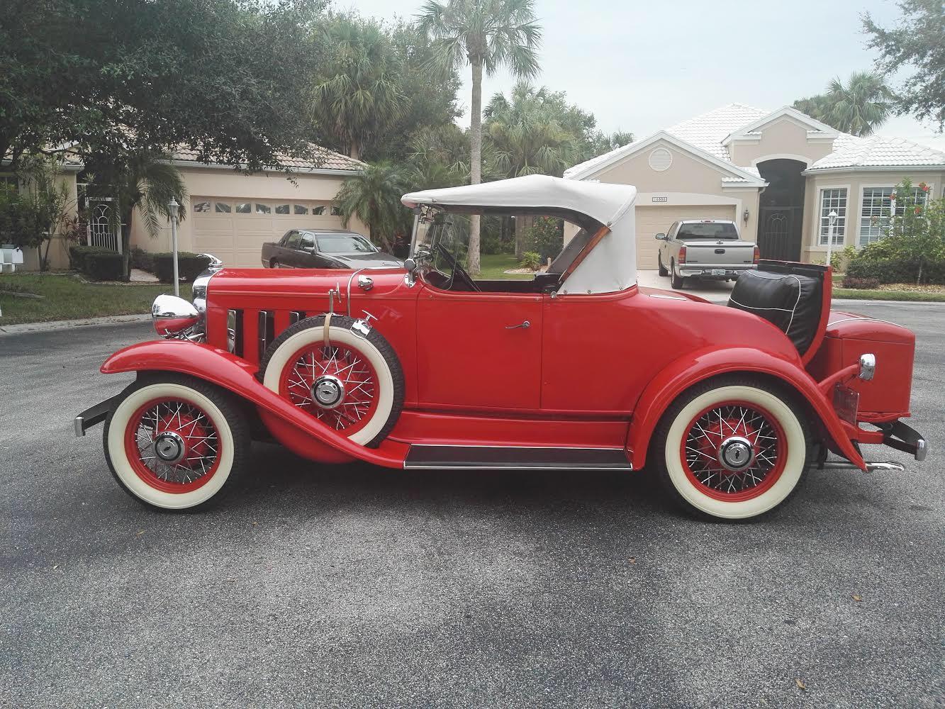 1932 chevrolet confederate ba roadster