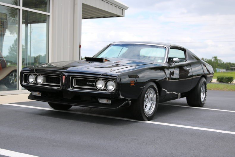 1971 dodge charger super bee coupe